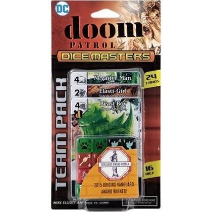 Dice Masters Team Pack Doom Patrol