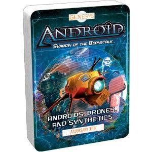 Genesys RPG Adversary Deck Androids Drones And Synthetics
