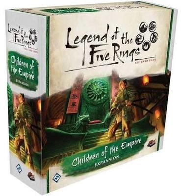 Legend Of The Five Rings: Children Of The Empire