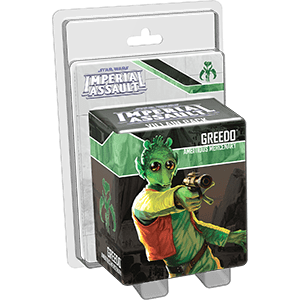 Star Wars Imperial Assault Greedo