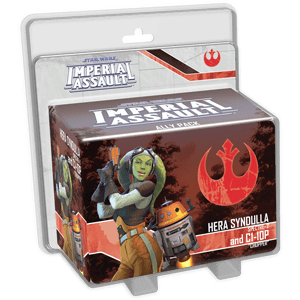 Star Wars Imperial Assault Hera Syndulla And C1-10P