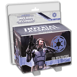 Star Wars Imperial Assault ISB Infiltrators