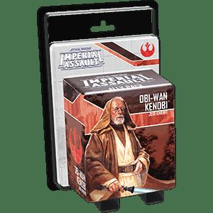 Star Wars Imperial Assault Obi-Wan Kenobi 65J3DPQVD4DCA
