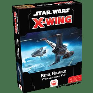 X-Wing 2.0 Rebel Alliance Conversion Kit