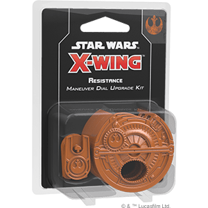 X-Wing 2.0 Resistance Maneuver Dial