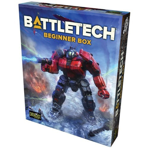 Battletech Beginner Box 1WVJ8C29N341A