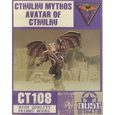 Dust 1947-CTHULHU MYTHOS AVATAR OF CTHULHU