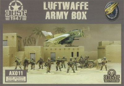 Dust 1947-Luftwaffe Army Box
