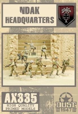 Dust 1947-NDAK Headquarters