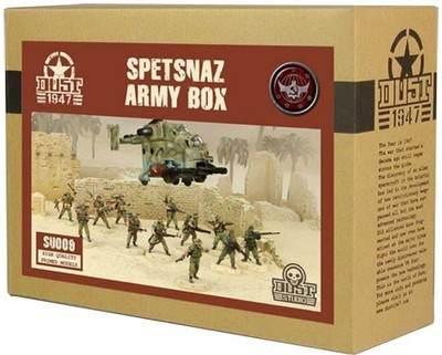 Dust 1947-Spetsnaz Army Box