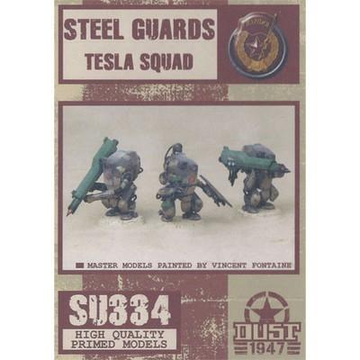 Dust 1947-Steel Guards Tesla Squad