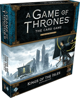 A Game Of Thrones LCG King Of The Isles