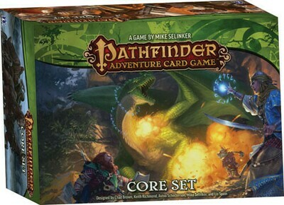 Pathfinder Adventure Card Game Core