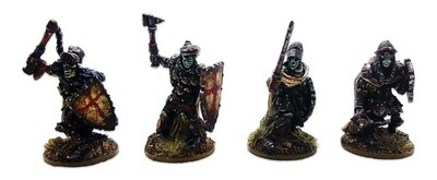 Saga Age Of Magic Undead Hearthguard