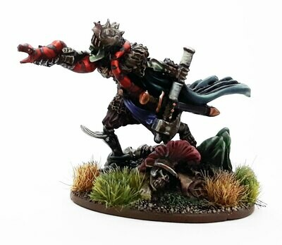 Saga Age Of Magic Undead Warlord