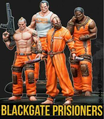 Batman Blackgate Prisoners