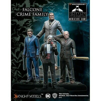 Batman Falcone Crime Family