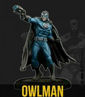 Batman Miniature Game: Owlman (Multiverse) (Resin)