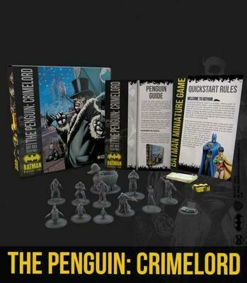Batman The Penguin Crimelord