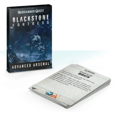 Blackstone Fortress Advanced Arsenal