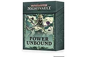 WH UNDERWORLDS: POWER UNBOUND CARDS ENG