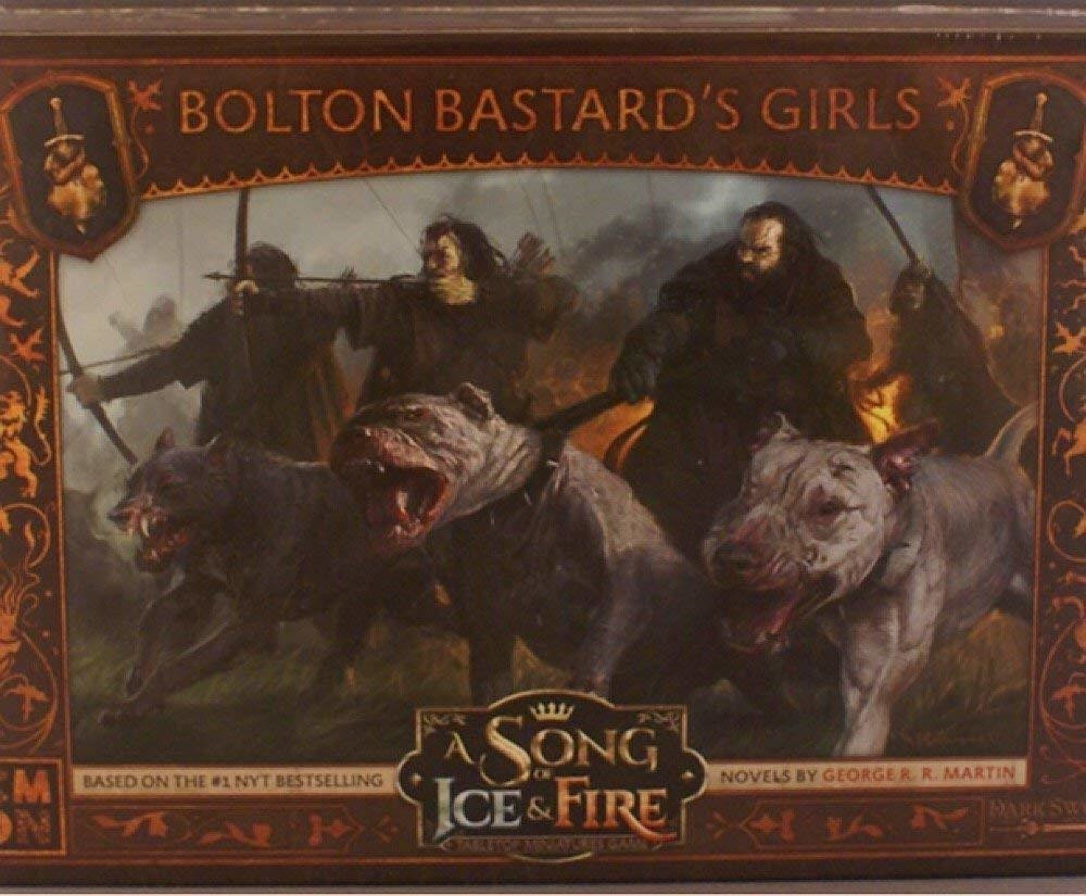A Song of Ice and Fire Bolton Bastard Girls