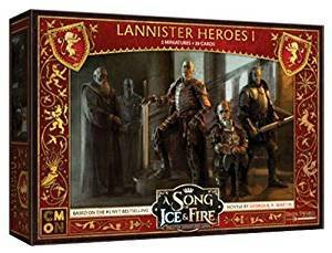 A Song of Ice and Fire Lannister Heroes C9DEQNG2QS8PC