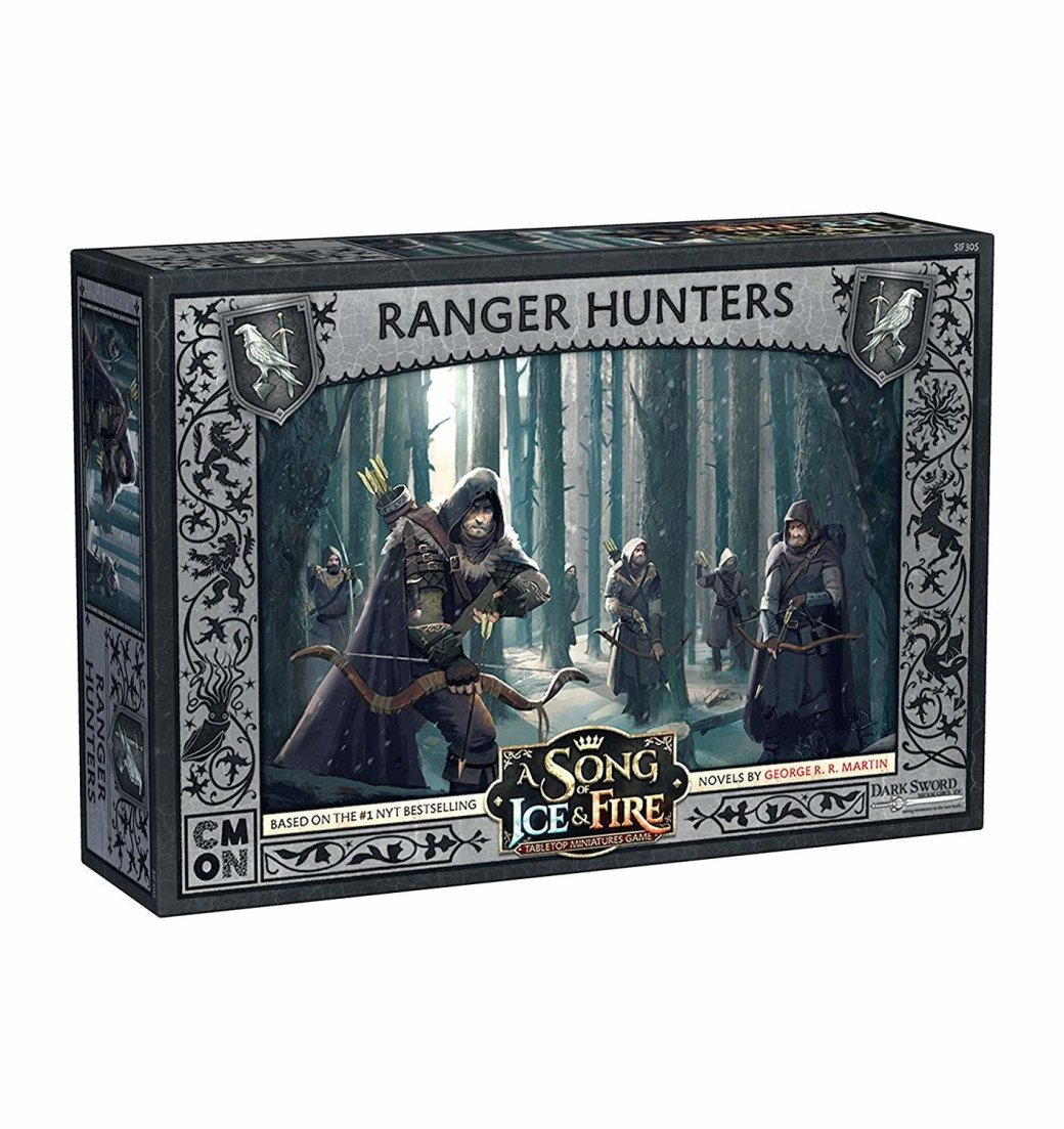 A Song of Ice and Fire Ranger Hunters A1VDAP4CGR1XR
