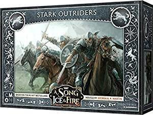 A Song of Ice and Fire Stark Outriders