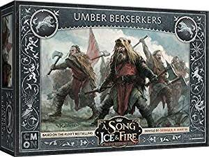 A Song of Ice and Fire Umber Berserkers
