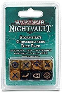 WHU: STORMCAST WIZARDS DICE
