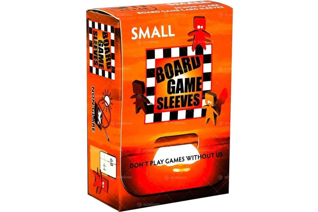 Board Game Sleeves: Non-Glare - Small (50ct) 9ETARQ3PZFEWE