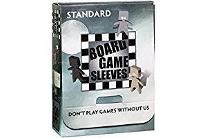Board Game Sleeves: Non-Glare - Standard (50ct)