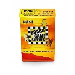 Arcane Tinmen - Board Games Sleeves - Non-Glare - Mini