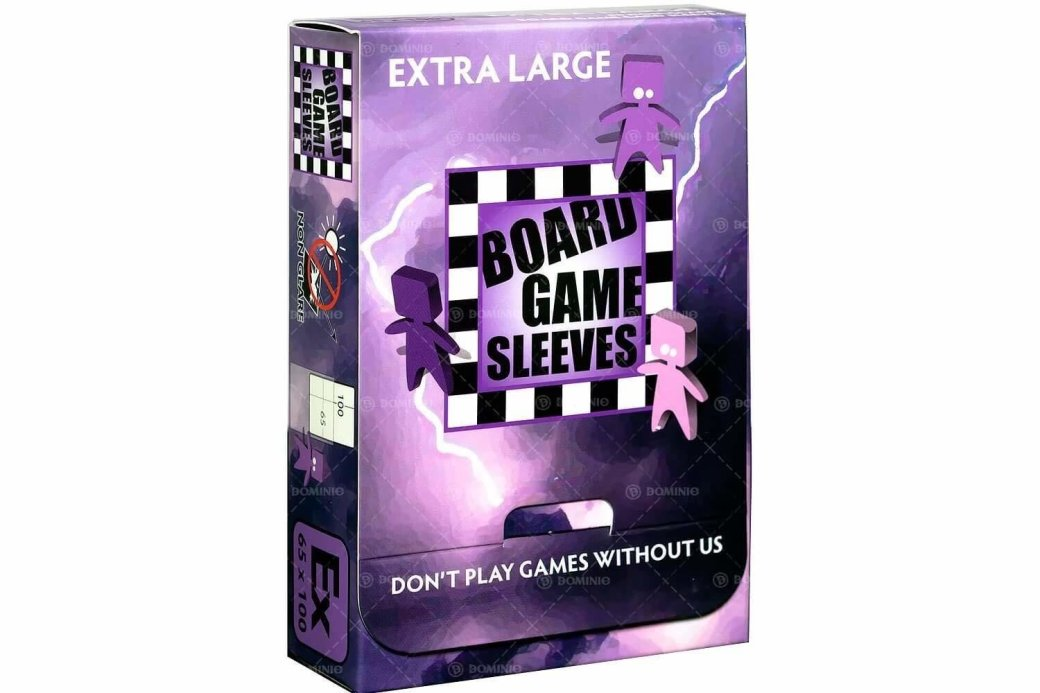 Extra Large Boad Game Sleeves (50ct) G8JVKGYM4EESC