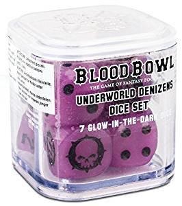 Blood Bowl: Underworld Denizens Dice