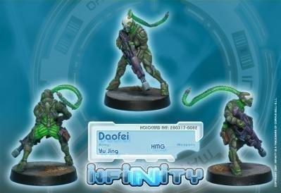 Infinity: Yu Jing Daofei (HMG)
