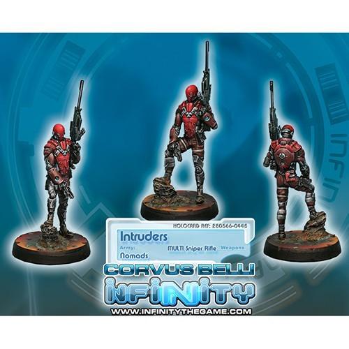 Infinity: Nomads Intruder, Corregidor Assault Commando (MULTI Sniper) 0MYACFS5G8ANW