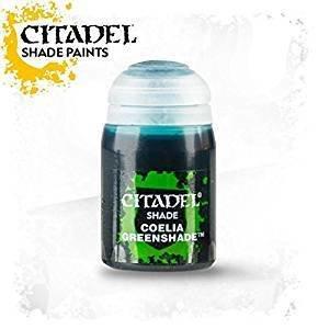 Citadel Shade: Coelia Greenshade