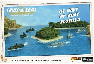 Cruel Seas PT Boat Flotilla