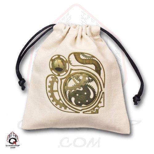 Q-Workshop Steampunk Dice Bag CRSJ8G3122N5A