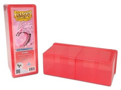 Dragon Shield Storage Box Pink