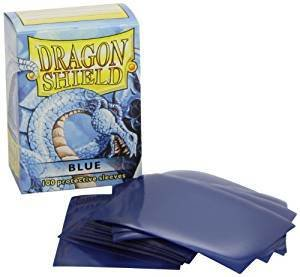 Dragon Shield Sleeves Blue