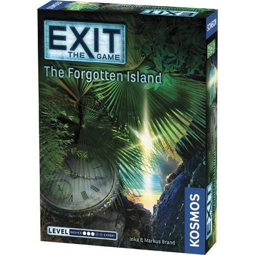Exit The Forgotten Island 1161KDKMQDRZM