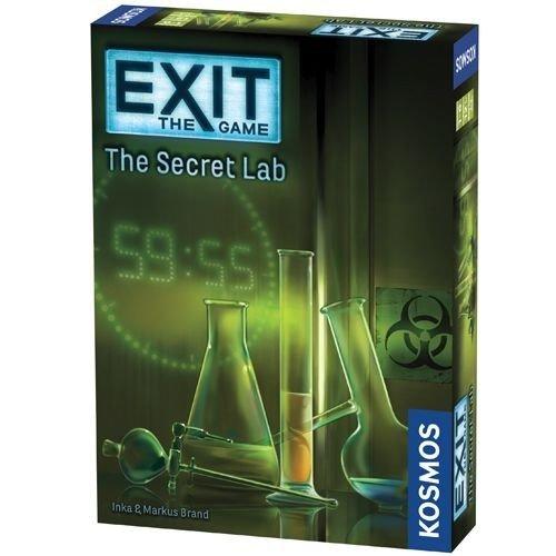 Exit The Secret Lab