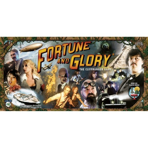 Fortune And Glory RHQJDR45C0PS0