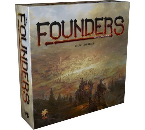 Founders Of Gloomhaven 40XPC60Q44Z3M