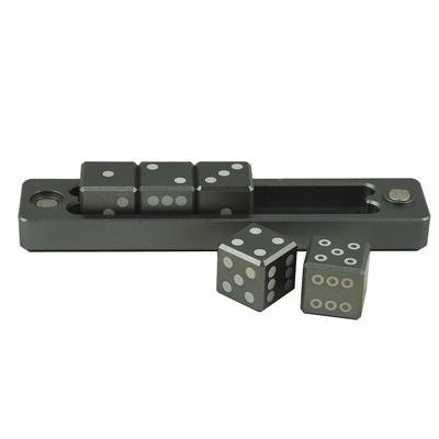Ultra Pro - Ultra Pro: Gravity Dice D6 (5 Dice Set)- Black Forest