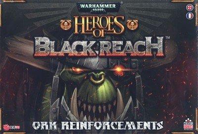 Heroes Of Black Reach Ork Reinforcements