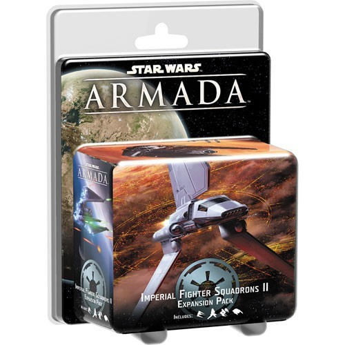 Star Wars Armada Imperial Fighter Squadrons II 8ZGSVHVA8F5YA